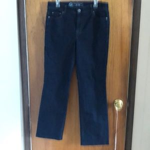 Charter Club blue jeans size 10